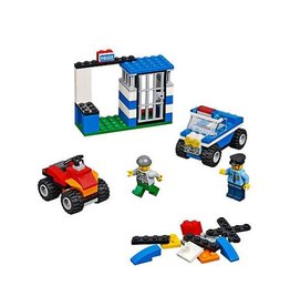 LEGO 4636 Police Building Set JUNIOR CREATOR