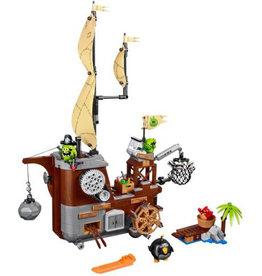 LEGO 75825 Piggy Pirate Ship Angry Birds