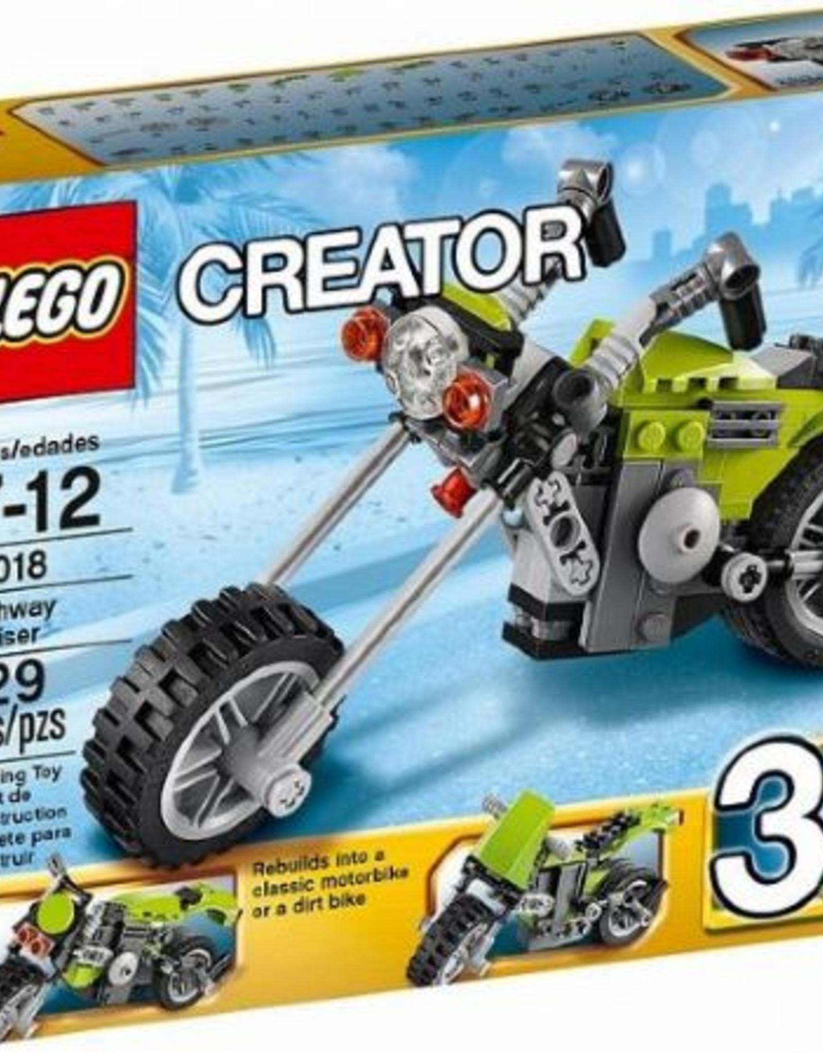 LEGO LEGO 31018 Highway Cruiser CREATOR