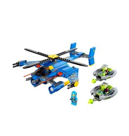 LEGO 7067 Jet-Copter Encounter ALIEN CONQUEST
