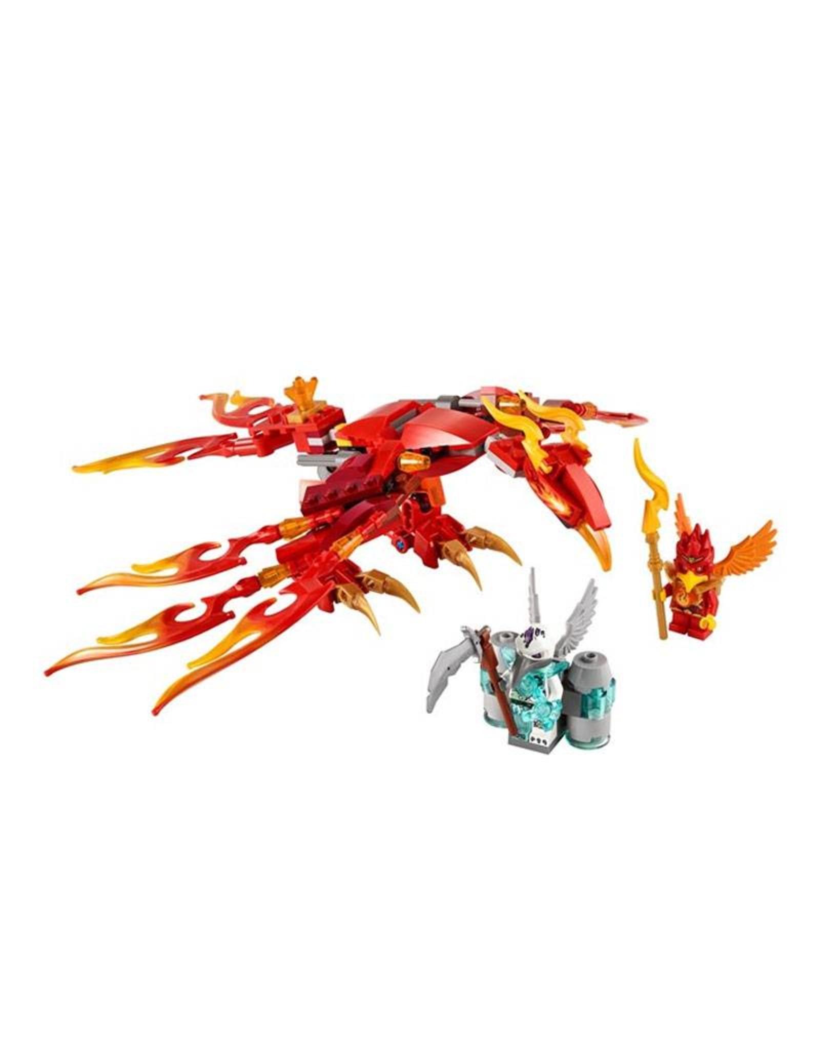 LEGO LEGO 70221 Flinx's Ultimate Phoenix CHIMA