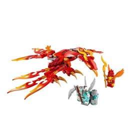 LEGO 70221 Flinx's Ultimate Phoenix CHIMA