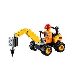 LEGO 30312 Demolition Driller CITY