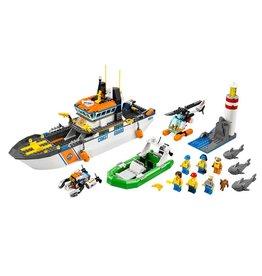 LEGO 60014 Coast Guard Patrol CITY