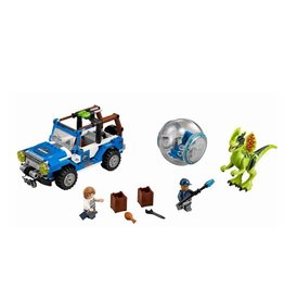 LEGO 75916 Dilophosaurus Ambush Jurassic World