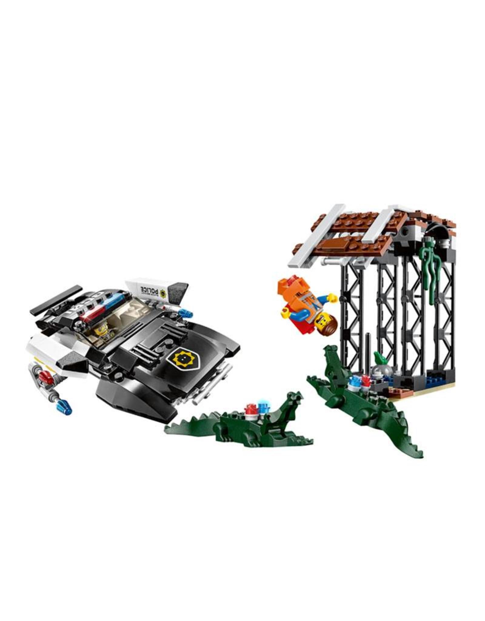 LEGO LEGO 70802 Bad Cop's Pursuit MOVIE