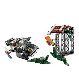 LEGO 70802 Bad Cop's Pursuit MOVIE
