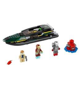 LEGO 76006 Iron Man: Extremis Sea Port Battle SUPER HEROES