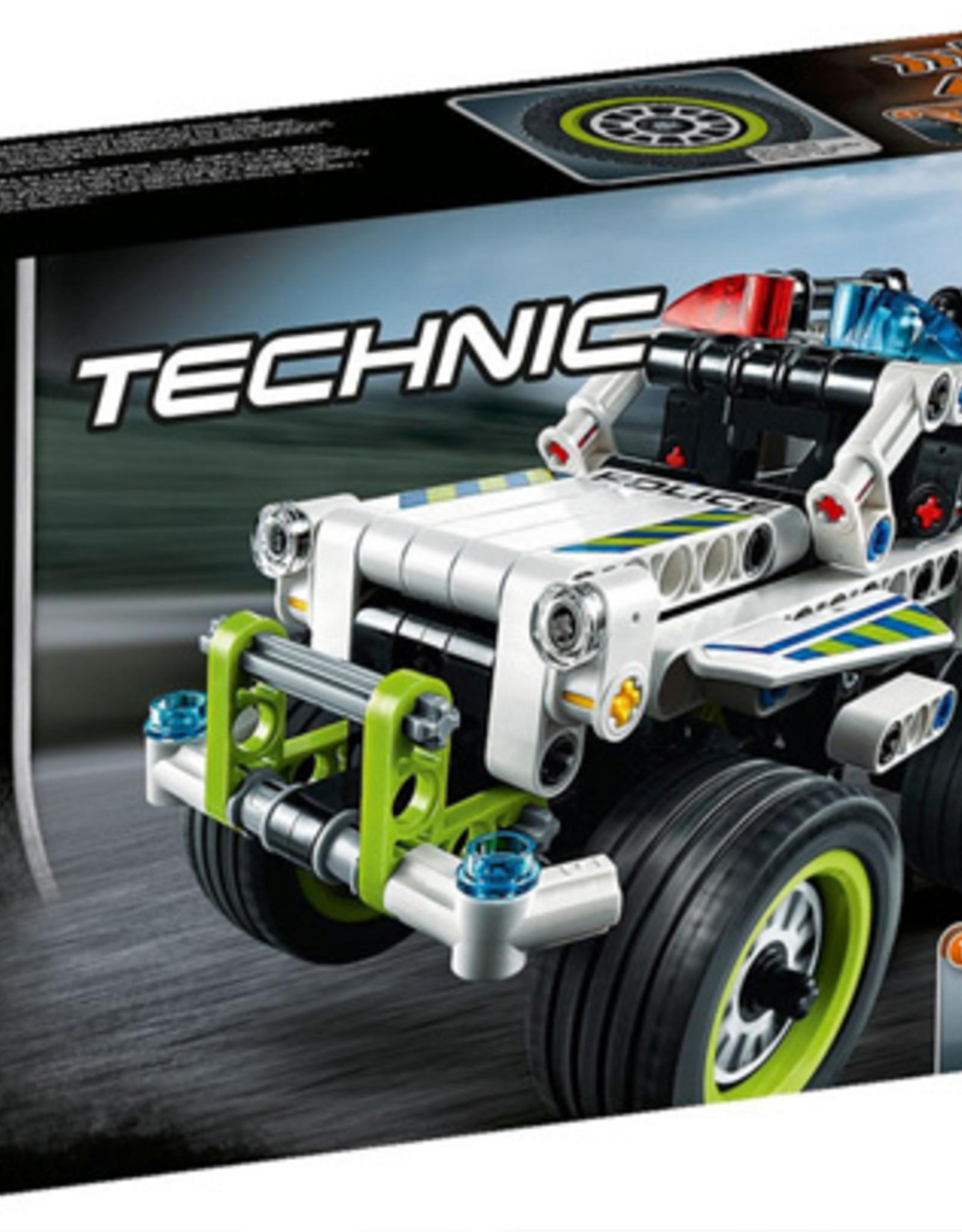LEGO LEGO 42047 Police Interceptor TECHNIC