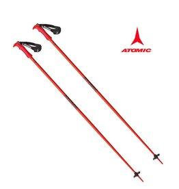 ATOMIC SKISTOKKEN ATOMIC AMT SQS Red/Blue Lengte 135cm