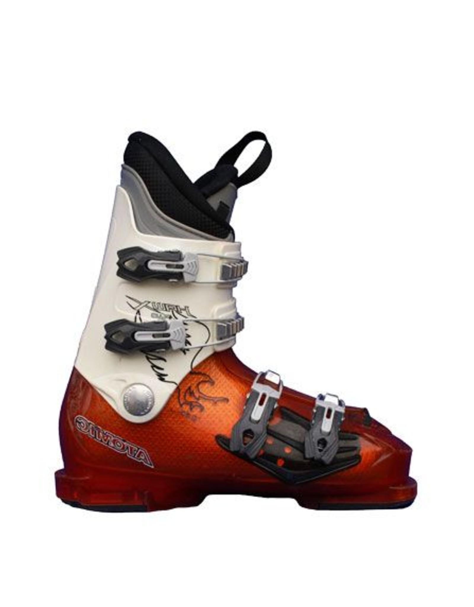 ATOMIC Skischoenen ATOMIC Hawx Plus Oranje/Creme Gebruikt 31 (mondo 20)