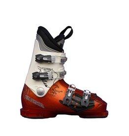 ATOMIC Hawx Plus Oranje/Creme Skischoenen Gebruikt 31 (mondo 20)