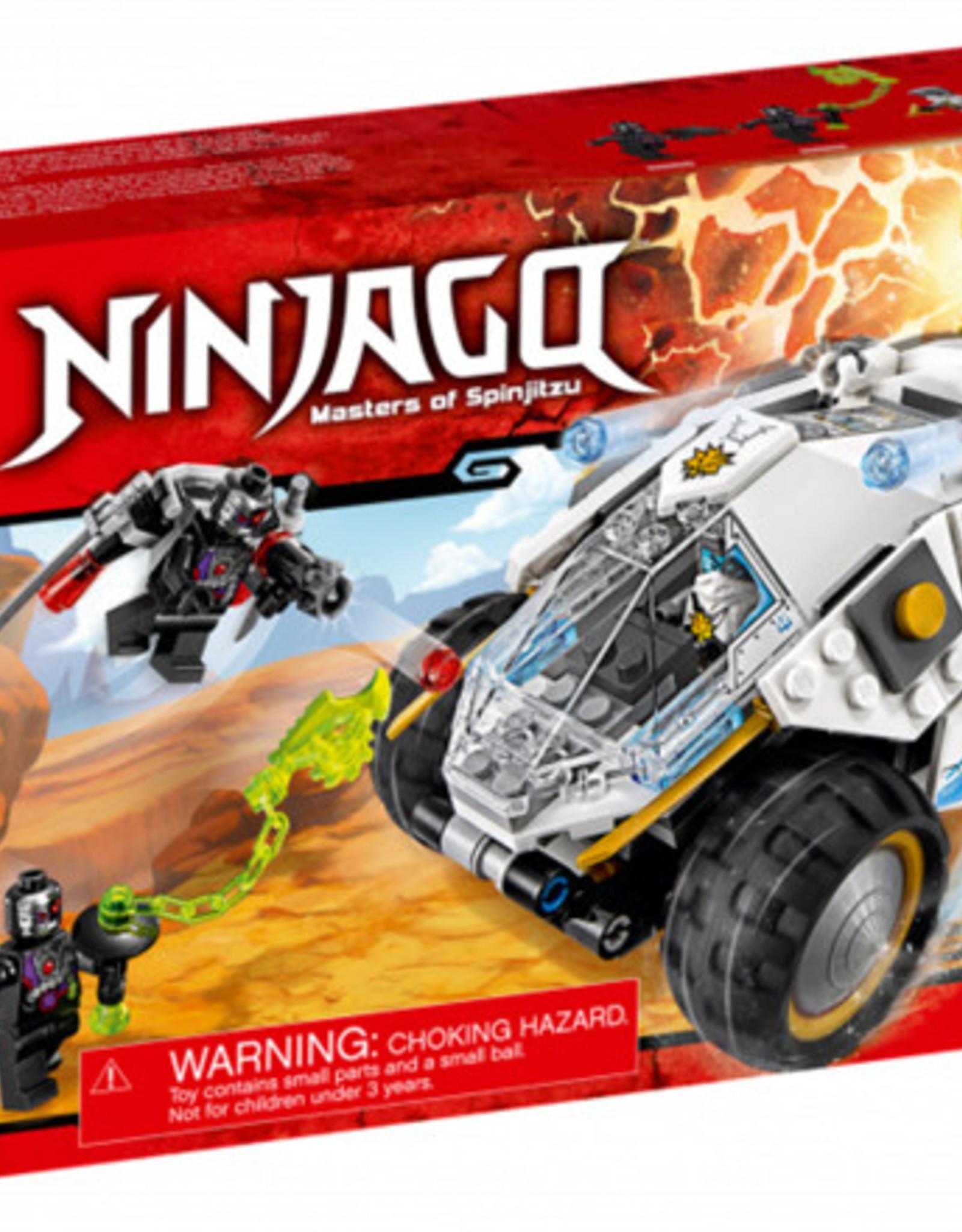 LEGO LEGO 70588 Titanium Ninja Tumbler NINJAGO
