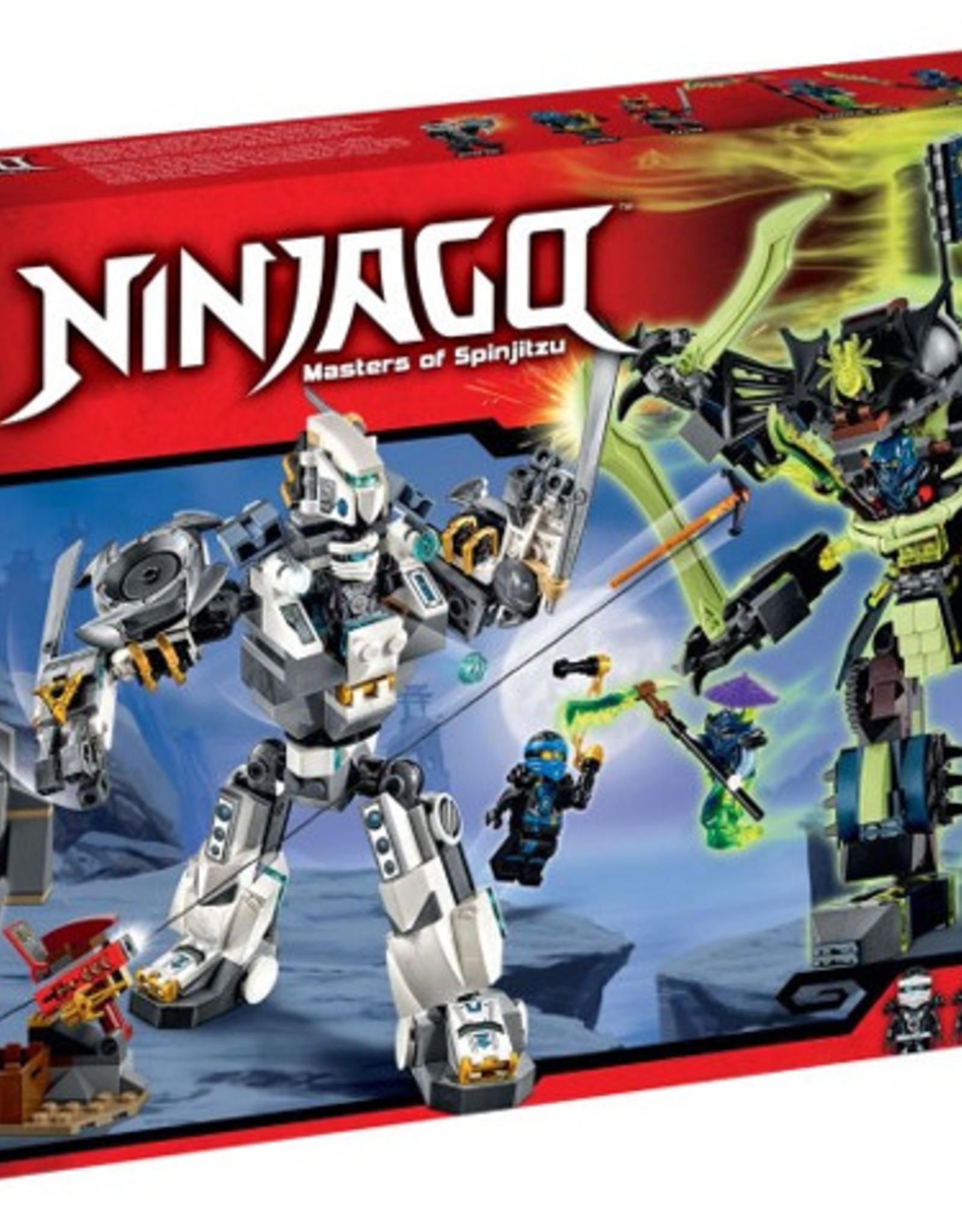 LEGO LEGO 70737 Titan Mech Battle NINJAGO