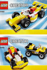 LEGO LEGO 31002 Super Racer CREATOR