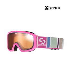SINNER SKIBRIL DUCK MOUNTAIN Knockout Pink-Orange Jr.