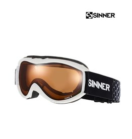 SINNER SKIBRIL TOXIC S Mat White-Double Orange Jr.