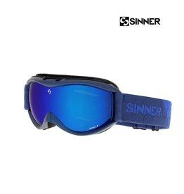 SINNER SKIBRIL TOXIC S Mat Blue-Double Full Blu REV Jr.