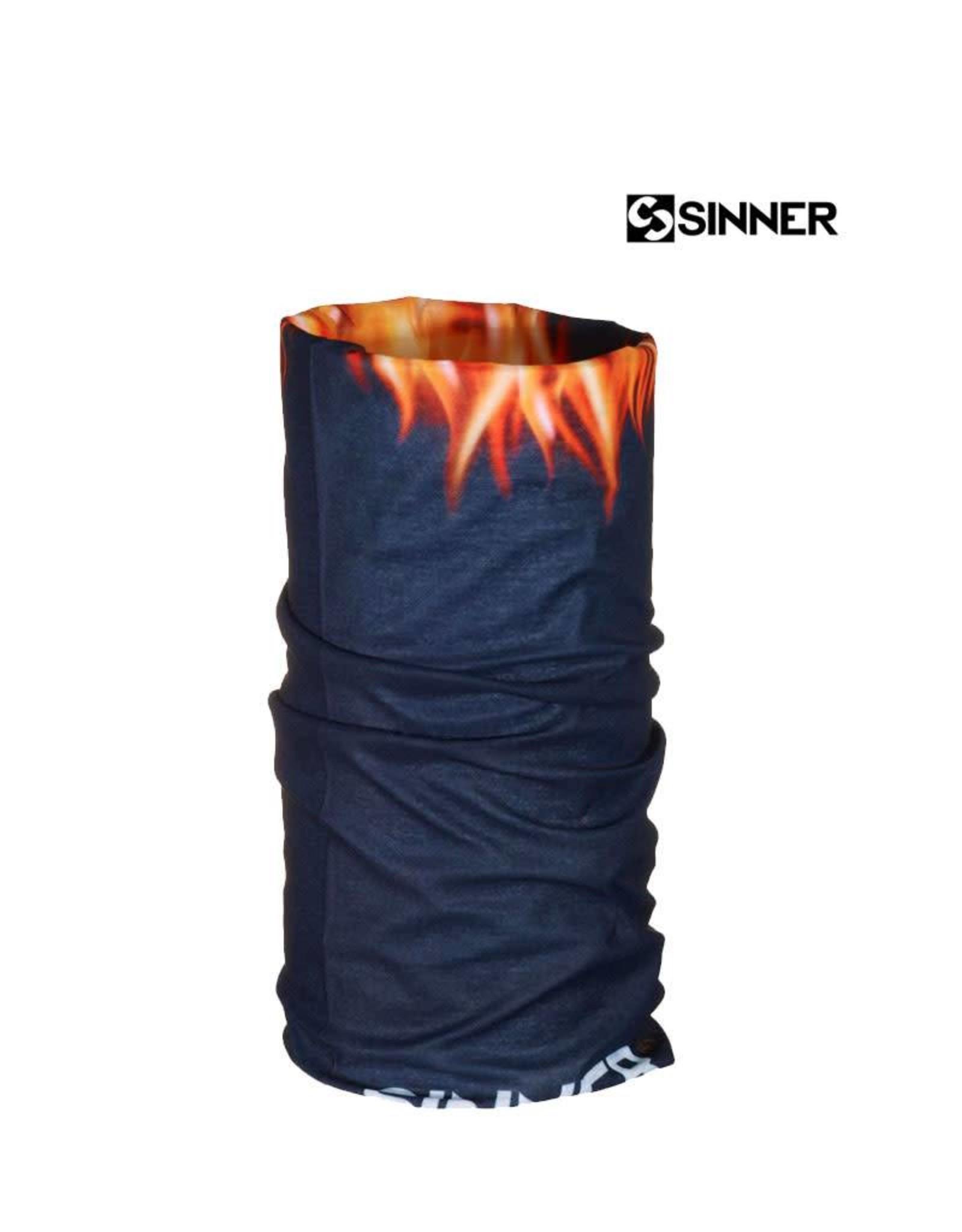 SINNER SINNER BANDANA FLAME