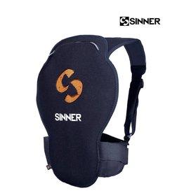 SINNER Rugbeschermer Castor Spine Protector D3O