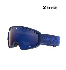 SINNER SKIBRIL BELLEVUE Mettalic Blue-Full Blue Mir