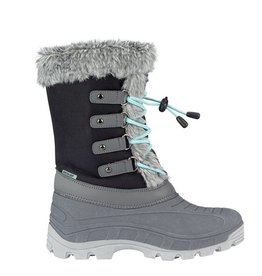 WINTER-GRIP WINTERGRIP SNOWBOOTS NORTHERN GLAM Zwa/Ant/Mint