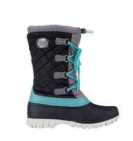 WINTER-GRIP SNOWBOOTS Winter Wanderer Zw/Antra