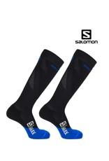 SALOMON SALOMON SKISOKKEN S/MAX Zwart 42-44