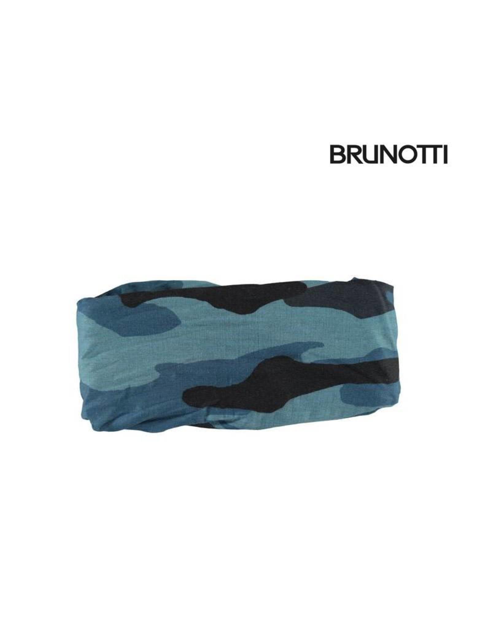 BRUNOTTI BRUNOTTI BANDANA TWOSTROKE Scarf Titanium