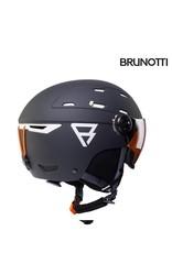 BRUNOTTI Vizierhelm Brunotti Wakefield 1 - 54/58 Black
