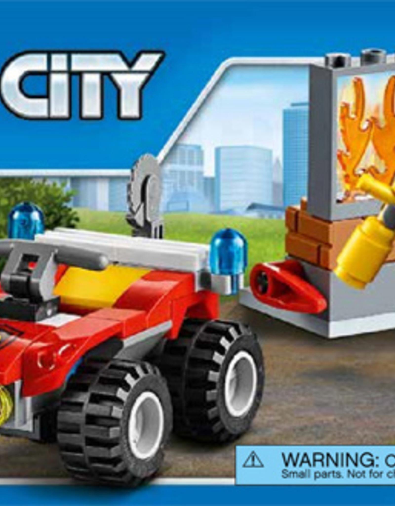 LEGO LEGO 60105 Fire ATV CITY
