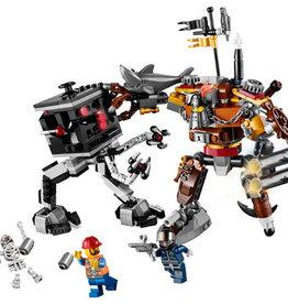 LEGO 70807 Metal Beard's Duel MOVIE