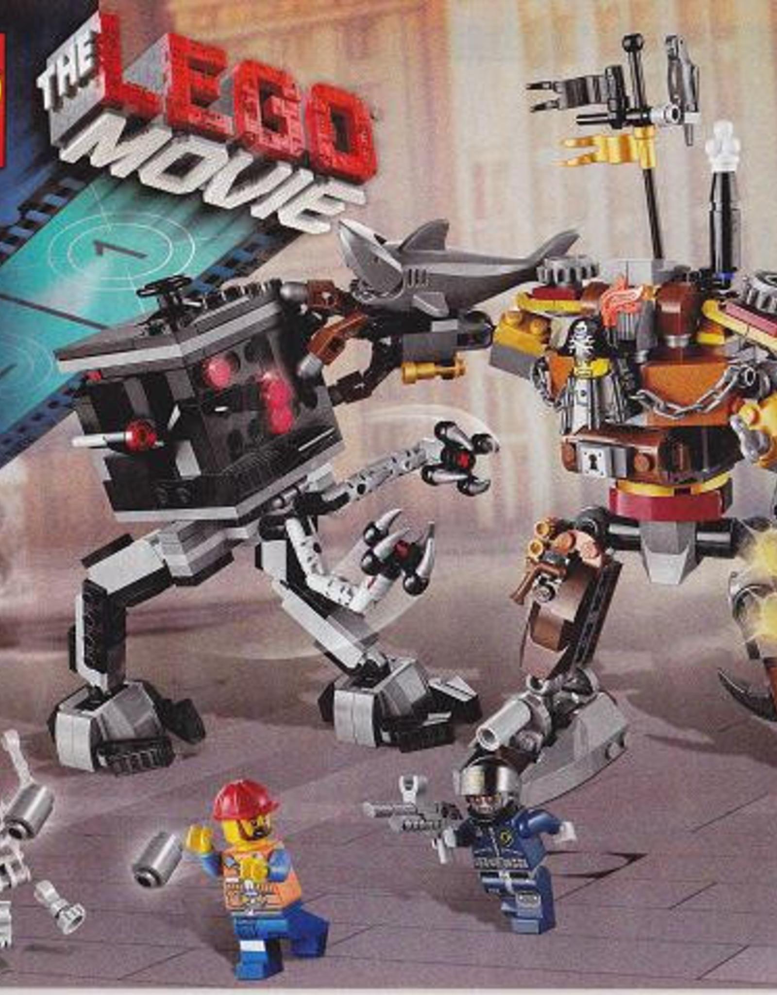 LEGO LEGO 70807 Metal Beard's Duel MOVIE