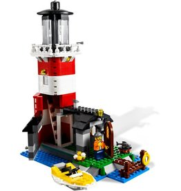 LEGO 5770 Lighthouse Island CREATOR