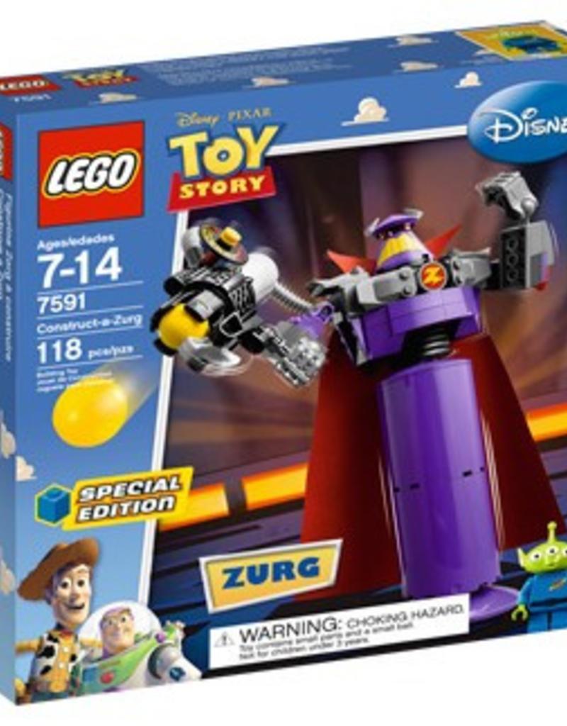 LEGO LEGO 7591 Construct-a-Zurg TOY STORY