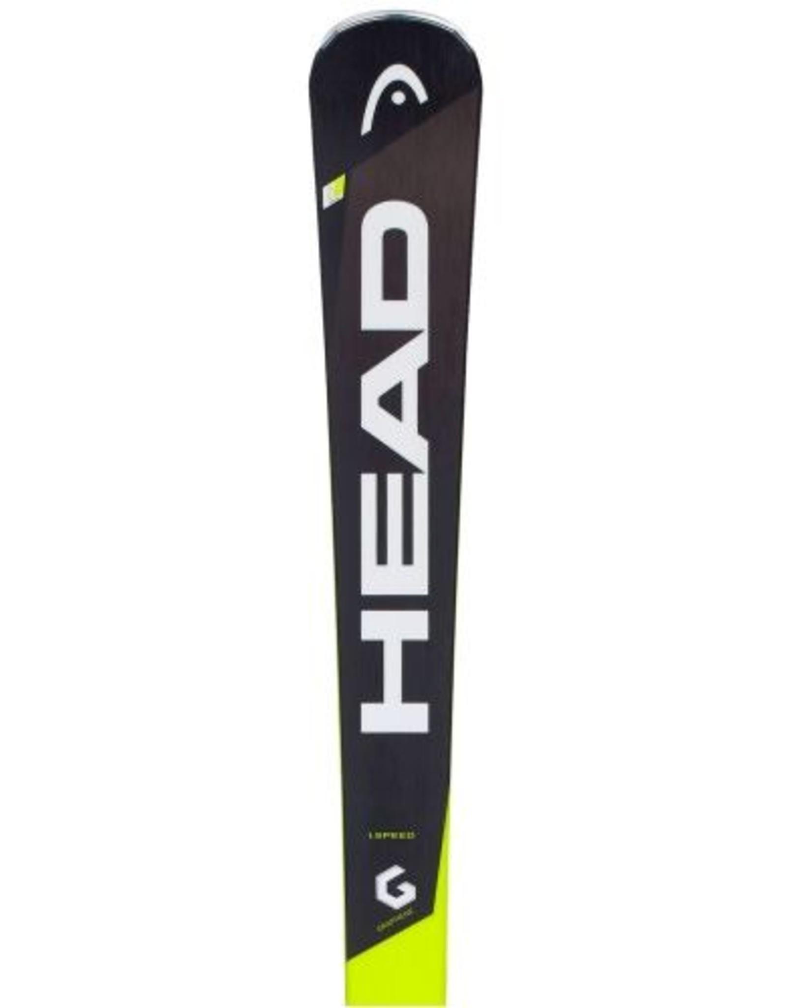 HEAD Head iSpeed Supershape Ski's **NIEUW**