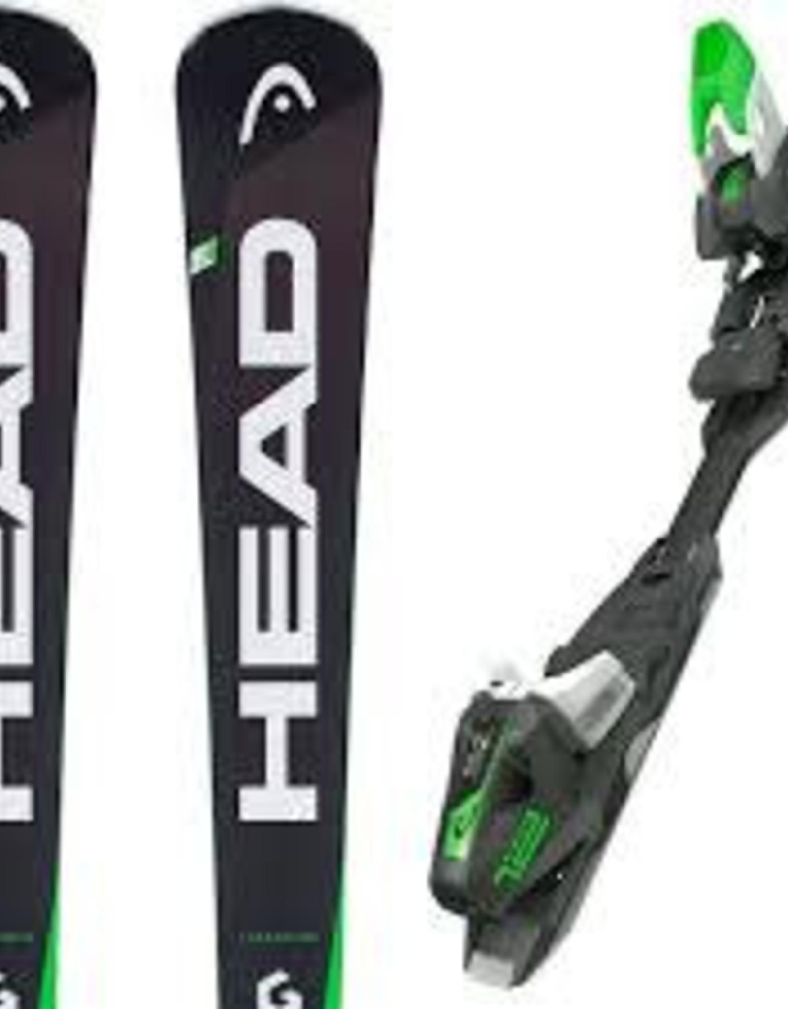 HEAD Head iMagnum Supershape Ski's **NIEUW**