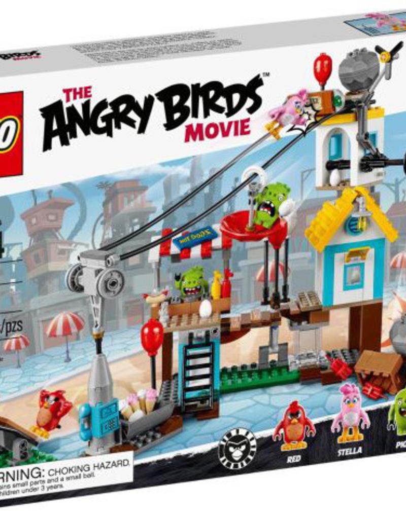 LEGO LEGO 75824 Pig City Teardown Angry Birds