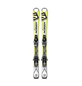 SALOMON X-max jr S Ski's Gebruikt 110cm