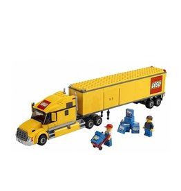 LEGO 3221 Gele Vrachtwagen CITY