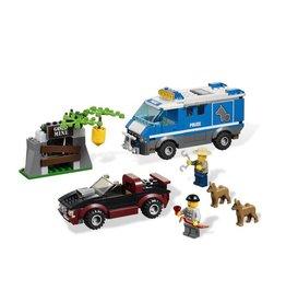 LEGO 4441 Police Dog Van CITY