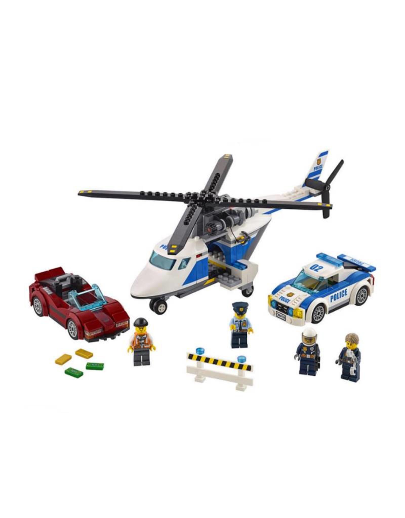 LEGO LEGO 60138 High-speed Chase CITY