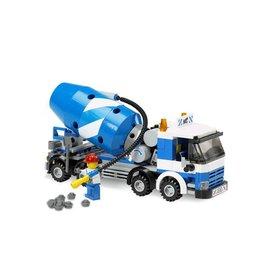 LEGO 7990 Cement Mixer CITY