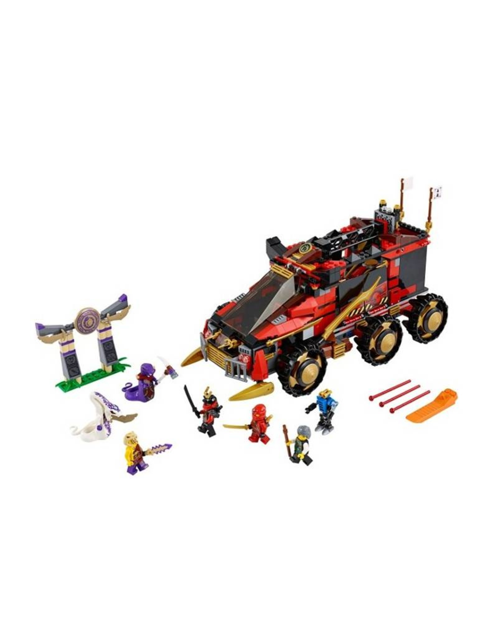 LEGO LEGO 70750 Ninja DB X NINJAGO