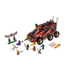 LEGO 70750 Ninja DB X NINJAGO