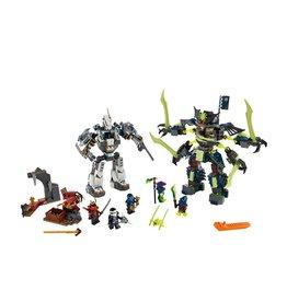 LEGO 70737 Titan Mech Battle NINJAGO