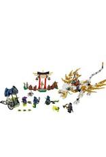 LEGO LEGO 70734 Master Wu Dragon NINJAGO