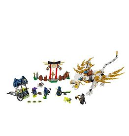 LEGO 70734 Master Wu Dragon NINJAGO