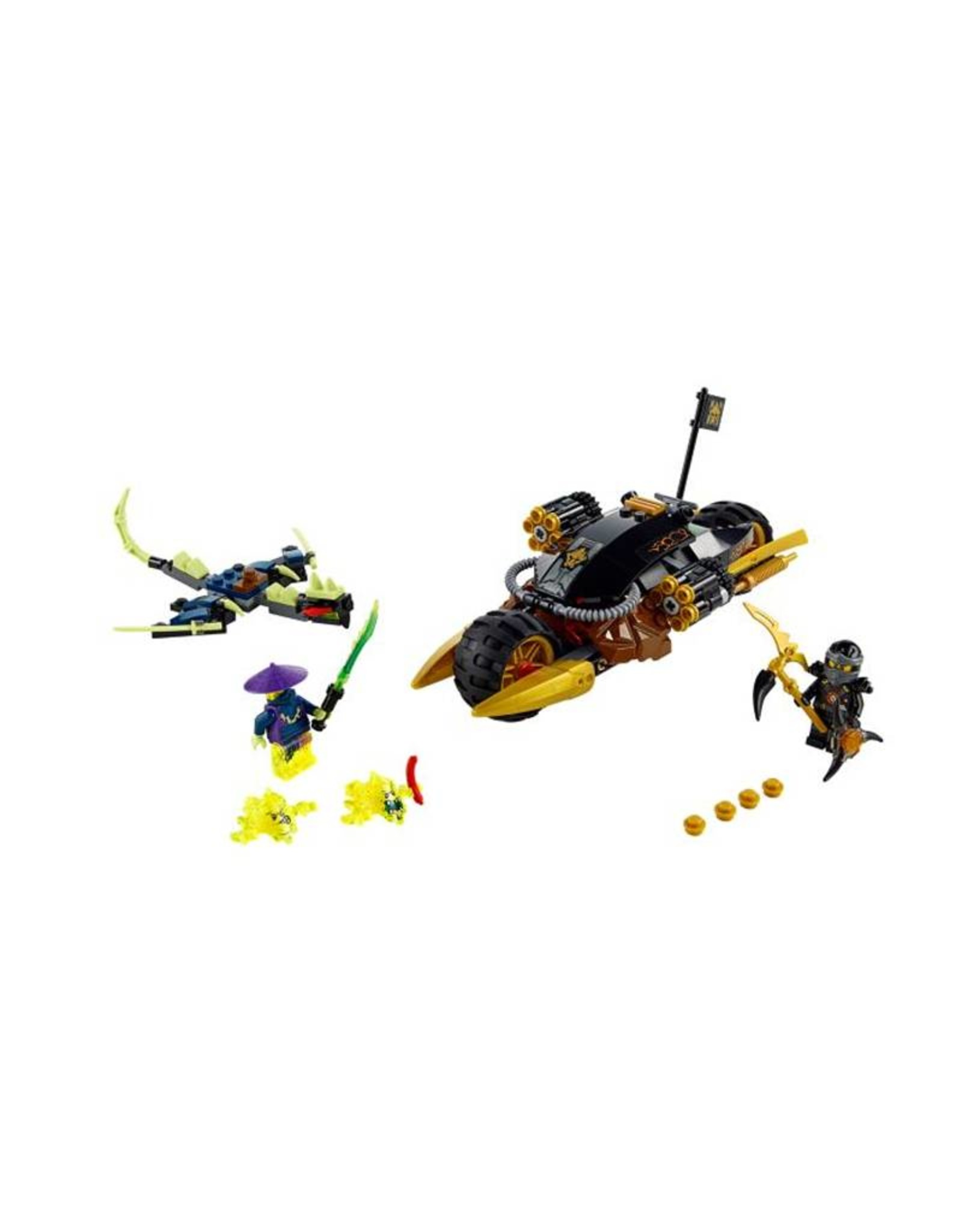 LEGO LEGO 70733 Blaster Bike NINJAGO