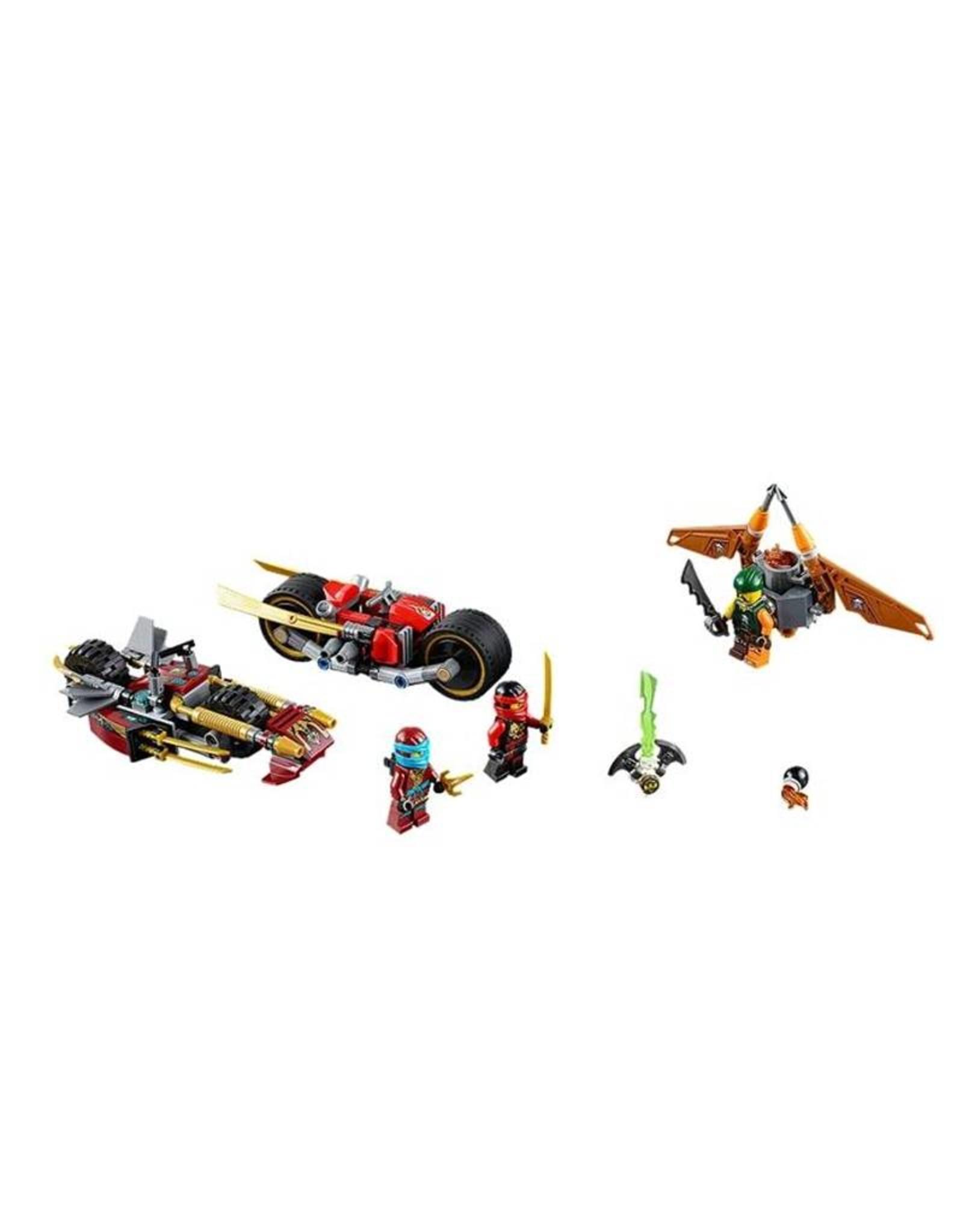 LEGO LEGO 70600 Ninja Bike Chase NINJAGO